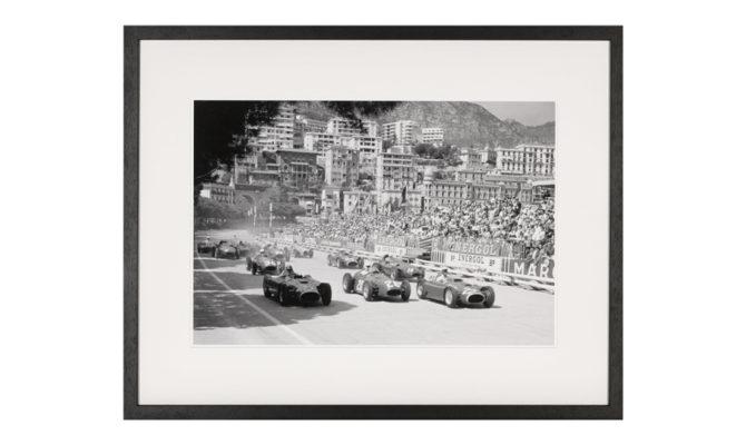 MONACO GRAND PRIX 1956 / PRINT – Y174 Product Image