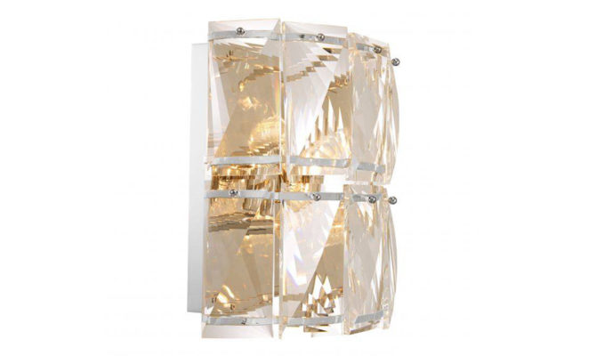 AMAZONE WALL LAMP – crystal glass Product Image
