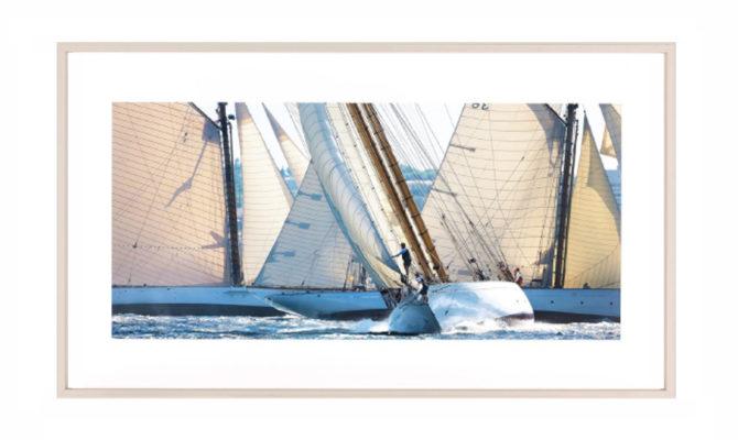 Classic Yacht Saint Tropez | PRINT – PEC126 Product Image