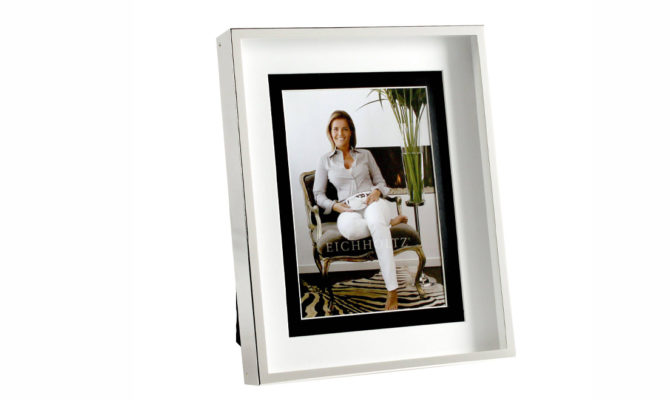 GRAMERCY PICTURE FRAME / silver / Large Product Image