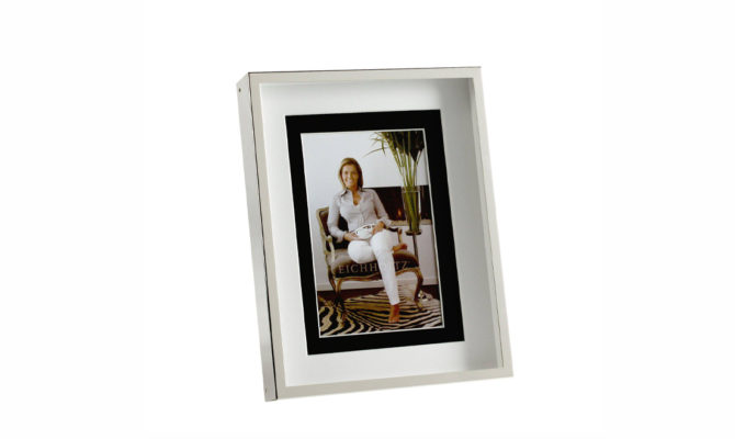 GRAMERCY PICTURE FRAME / silver / Small Product Image