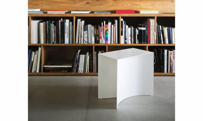 Void Small Table & Stool Product Image