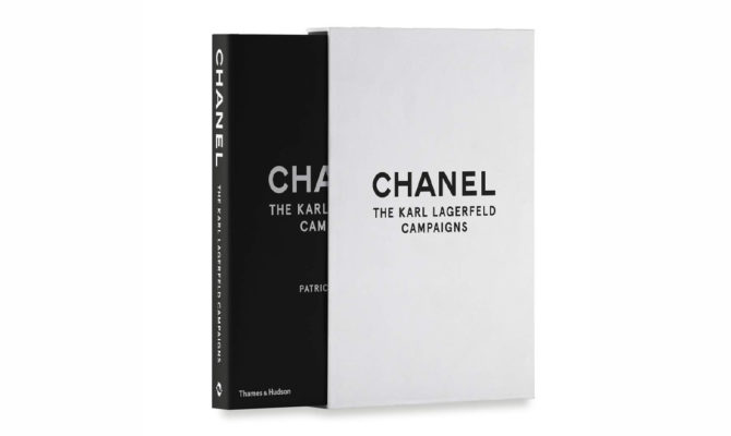 Chanel The Karl Lagerfeld Campaign Paperback Book Product Image