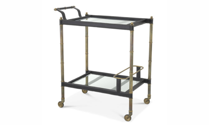 PRINCESS TROLLEY – brass Product Image