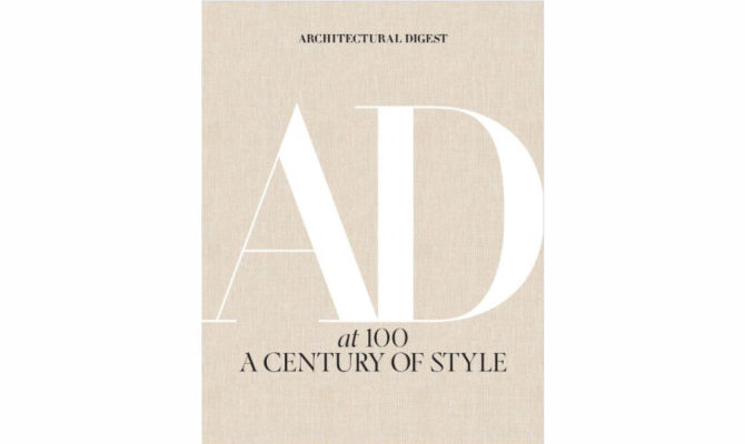 Architectural Digest at 100: A Century of Style – BOOK Product Image