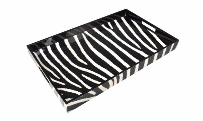 Breakfast Tray – Zebra Product Image