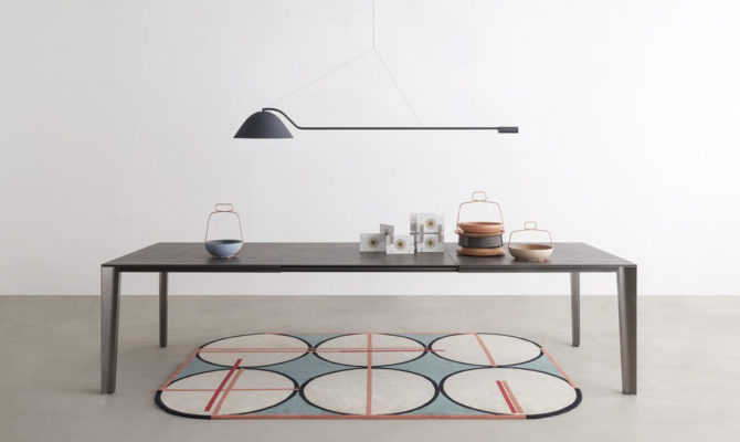 Skin Dining Table Product Image