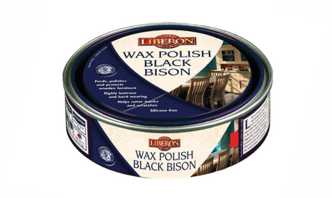 Wax Polish Black Bison Paste Product Image