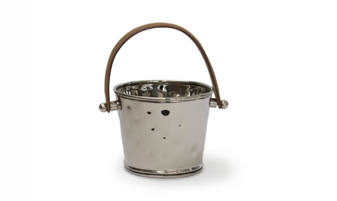 Derby Hammered Ice Bucket Product Image