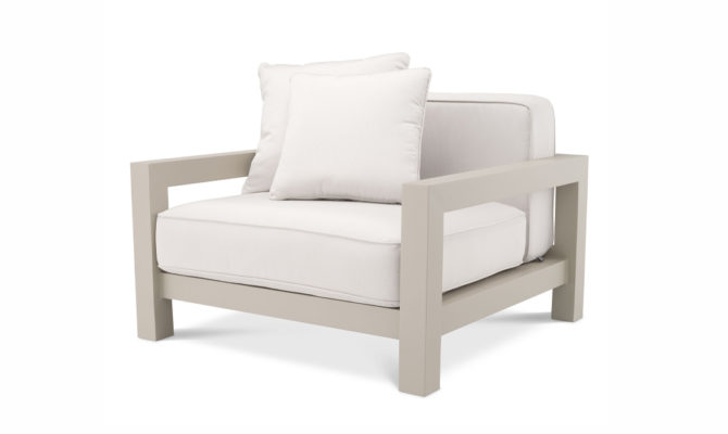 Cap-Antibes Armchair – Sand Product Image