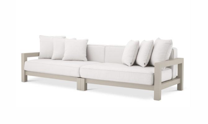 Cap-Antibes Sofa – Sand Product Image
