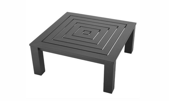 Vistamar Coffee Table – Black Product Image