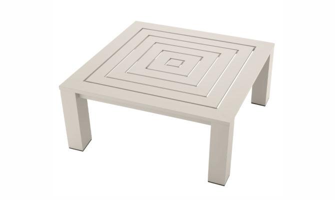 Vistamar Coffee Table – Sand Product Image
