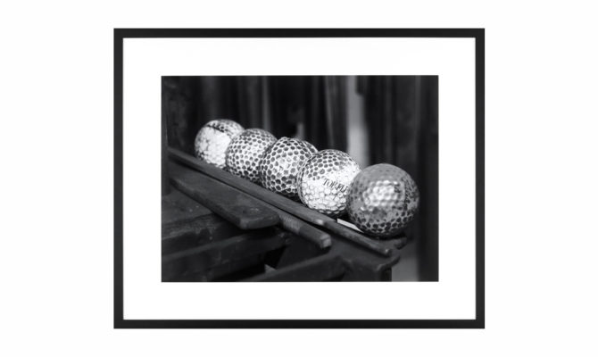 GOLF BALLS / PRINT – Q274 Product Image