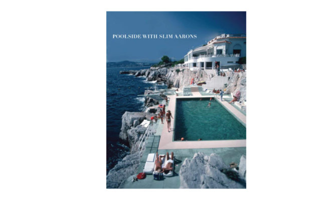 Poolside With Slim Aarons / Book Product Image
