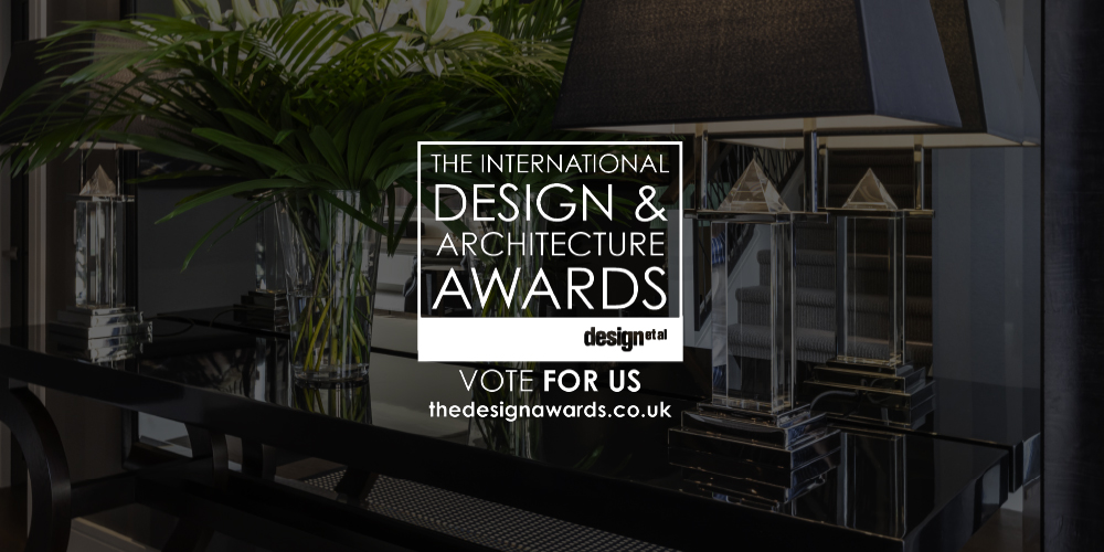 Shortlisted for 11th Annual International Design & Architecture Awards 2020