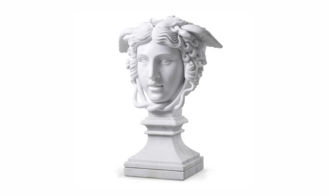 Medusa Sculpture Product Image