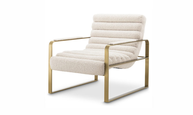 Olsen Armchair – cream Product Image