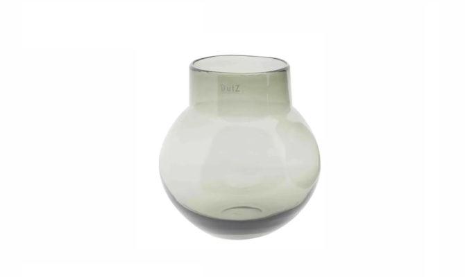 Breb Vase / smoke – 24cm Product Image