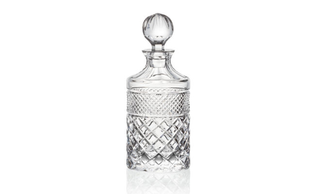 Ruckl Charles IV Whiskey Decanter – Round 800 Product Image