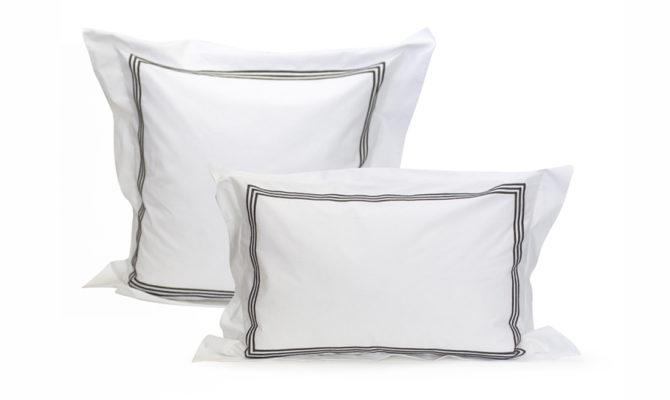 TRIPLE SATIN STITCH SATEEN – EURO pillowcase Product Image