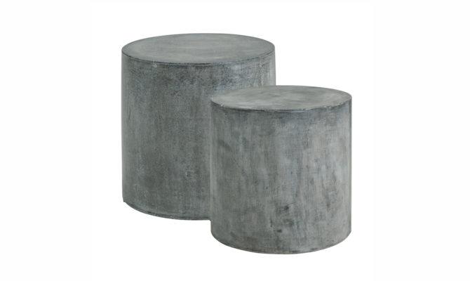 DOLOMA side table – Grey Product Image