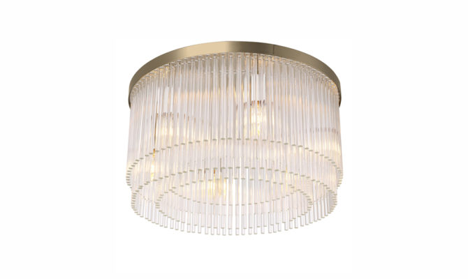 Ceiling Lamp Hector – brass Product Image