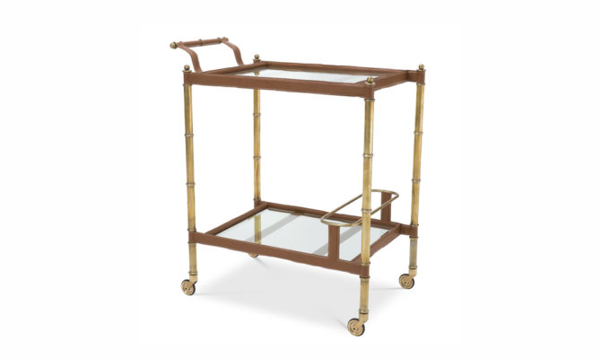 Princess Trolley – Vintage brass Product Image
